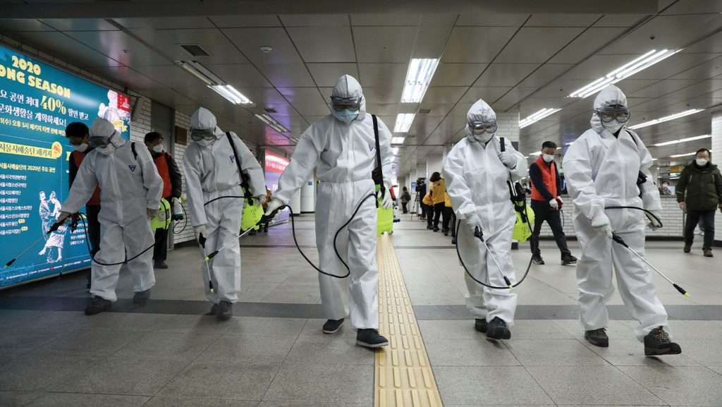 2020 saw a real world pandemic and a digital one